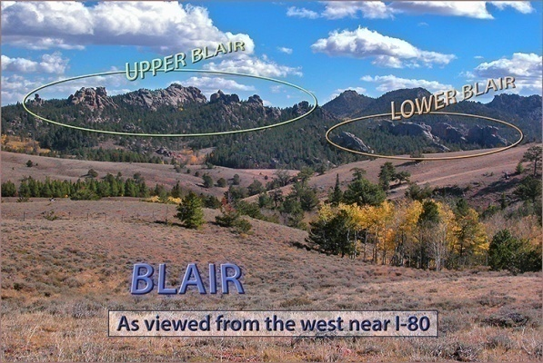 blair overview