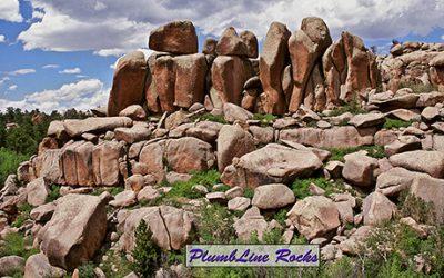 Plumb Line Rocks